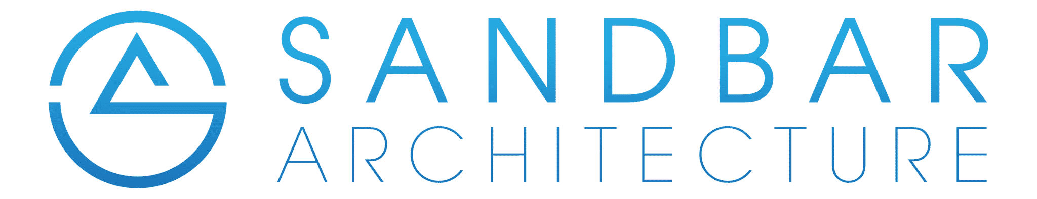 Sandbar Architecture Logo